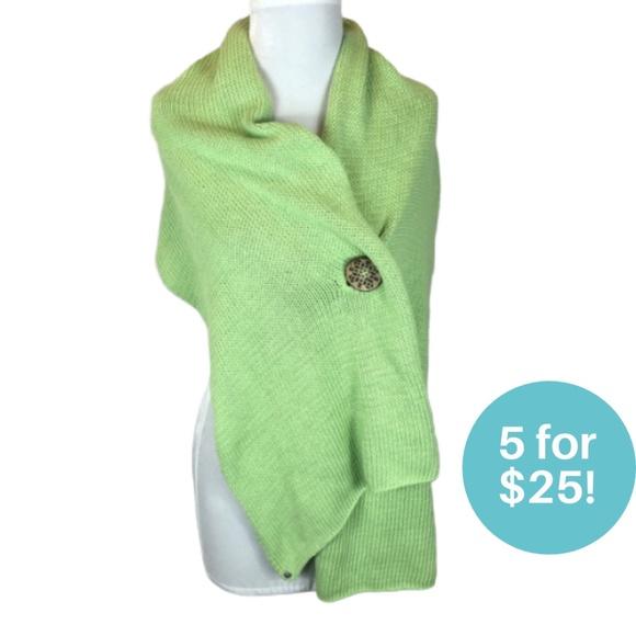 5/$25 - Neon Buddha Majestic Multi-Way Green